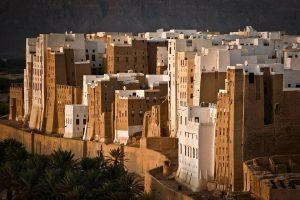 شبام - حضرموت - اليمن