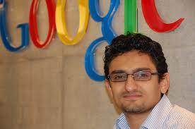 وائل غنيم - المدير الاقليمي لجوجل الشرق الاوسط سابقا