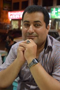 عمر الحياني - صحفي يمني متخصص في الشؤون العلمية