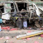 Yemeni children Killed in school bus attack