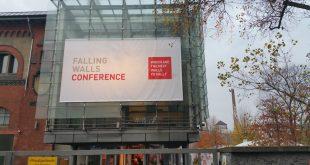 مؤتمر الجدران المتساقطة - برلين  
