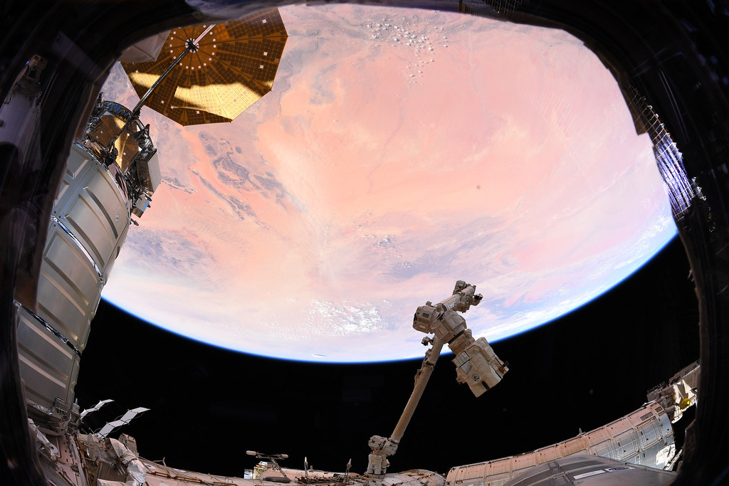 """""""Earth or Mars?"""" by Astro_Alex is licensed under CC BY-NC-SA 2.0"""
