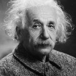 ألبيرت آينشتاين