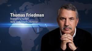 توماس فريدمان