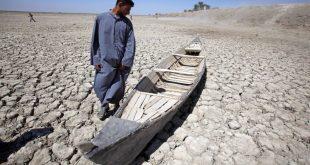 تناقص الموارد المائية يزيد التصحر في جنوب العراق