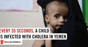 Children catastrophy in Yemen