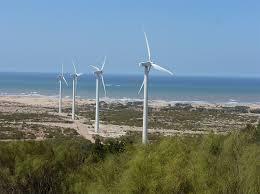 مزارع الرياح