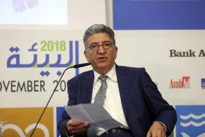 نجيب صعب الامين العام للمنتدى العربي للتنمية