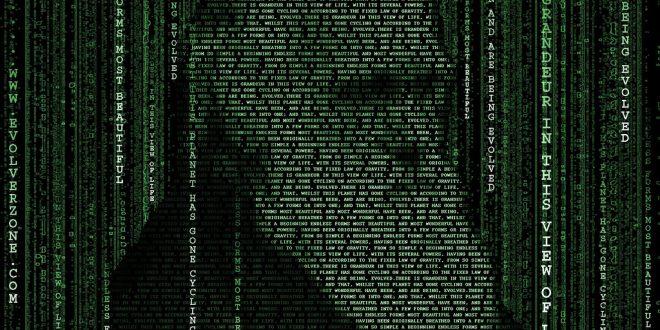 """""""darwin matrix_1600"""" by Graham Steel is licensed under CC PDM 1.0"""